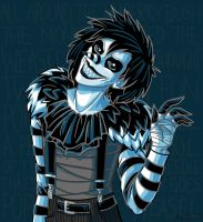 Laughing Jack by shannon-freeman