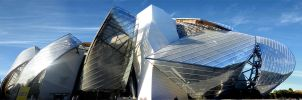 Fondation-louis-vuitton by ANOZER