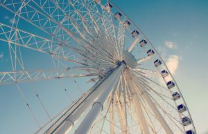 SkyWheel by YouMostDie