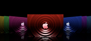 Dark Ripple Wallpaper Pack by Seans-Photography