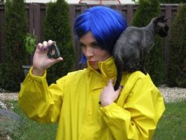 Coraline Costume 5 by msventress