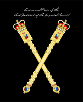 Ceremonial Maces of the Lord President by firelord-zuko