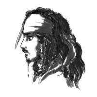 speedy Jack Sparrow profile by MichaelMayne