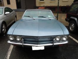 1968 Chevrolet Monza Corvair Convertible 140 by Brooklyn47