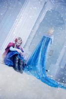 Frozen Heart by FirehawkCosplay