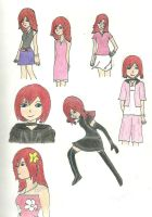 Costume Designs Part 1 by forevermagik