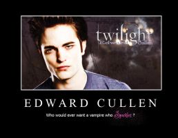 Edward Cullen by XxGypsyxX