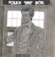 Doctor TARDIS by eurasia-art