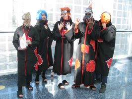 AX 2010: Akatsuki Group Pic by ShipperTrish