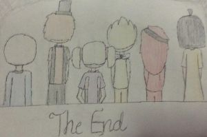 The End by ScribbleBear3