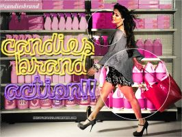 Candies Brand Action by AboutFlawless