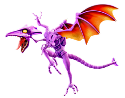 Ridley Melee Trophy Render by Nibroc-Rock
