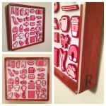 tiny object series red by matt136