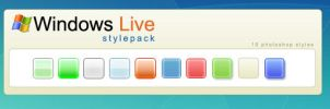 Windows Live Style Pack by edenprojects