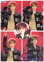 EXO-M Luhan Edit [PNG] 01 by xElaine