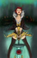 Red | Transistor by Knifoon