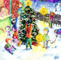 Christmas Eve by Reverie---