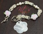 Wild Rose Bracelet by sweetbabykit