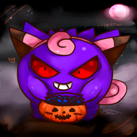 Pokedex Challenge 29: So scary by WendySakana