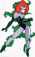 Poison Ivy by Mr-Lupin