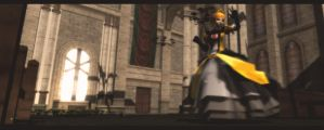 The Tyrant Princess .::MMD::. by D-A-WOODS