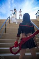 Kill la Kill Cosplay - Don't Lose Your Way by AzHP