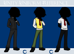 Uniform Reference Boys by Club-of-the-Satyrs