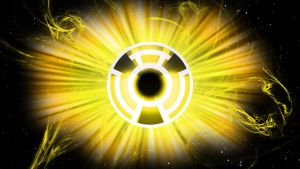 Sinestro Corps Wallpaper by Asabru88