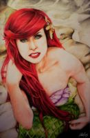 The Little Mermaid by JulietGarciaArt