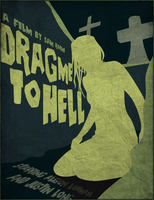 Drag me to hell Vector poster by SamRAW08