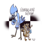 Mordebird and Rigcoon by Dilarus