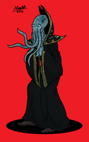 Illithid Overlord by Shabazik