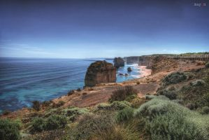 hdr - twelve apostles 01 by mayonzz