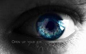 Open up your eye by QuadixStudio