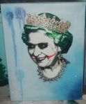 the queen is a joker by 10baron10