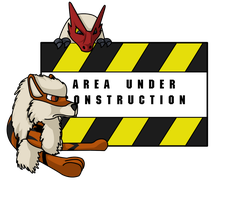 Under Construction - Blaziken by GreyScale9