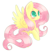 ~Fluttershy~ by Riouku