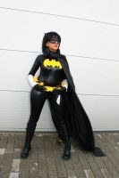 Cassy: The Third Batgirl by GothicMary-Chan