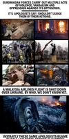 Euromaidan Double Standard by Party9999999