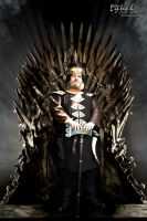 The Iron Throne by sjbonnar
