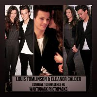 Photopack 441: Louis Tomlinson And Eleanor Calder by PerfectPhotopacksHQ