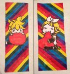 Bookmark Rin and Len by coolapril