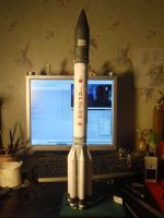 Proton-M 2 by BHAAD