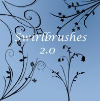 swirlbrushes 2.0 by yuele