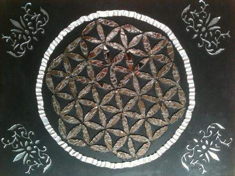 Flower of life. by MaelleB