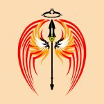 Tribal Tattoo: Blood of Imperius by LionessGamer