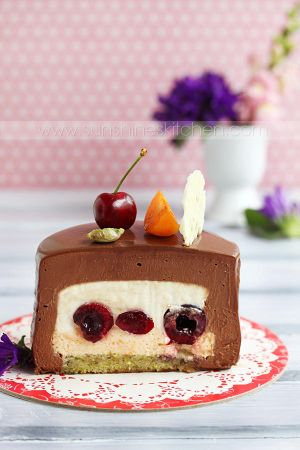 Entremet by kupenska