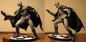 Bermejo Batman paint  2 by BLACKPLAGUE1348