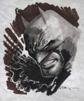 Batman Con sketch by ryanbnjmn