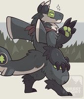 show off... by ForestFright